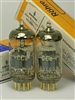 NOS Siemens Halske CCa = E88CC / 6922 Grey-Shield HOLY GRAILS MATCHED QUAD 1959