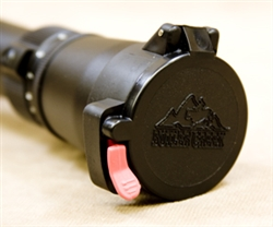 Butler Creek Flip Open Scope Cover Eye