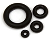 Replacement O-rings for TCS 50 Caliber Muzzleloader Cleaning Jags