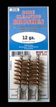 TCS 12 Gauge Heavy Duty Bore Brushes (3pack)