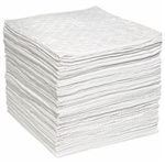 "Oil-Only AirLaid Pads (Heavy Wt) 19"" x 15"", 100/pkg"