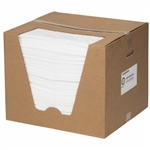"Oil-Only FineFiber Pads (Heavy Wt) 15"" x 19"", 100/pkg"