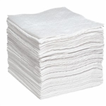 "Oil-Only FineFiber Pads (Single Wt) 15"" x 19"", 200/pkg"