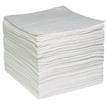 "Oil-Only FineFiber Pads 15"" x 19"", 100/pkg"