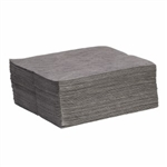 "Universal SonicBonded Pads (Single Wt) 15"" x 19"", 100/pkg"