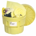 "HazMat Battery Acid Spill Kit  22"" x 18"", 1/pkg"
