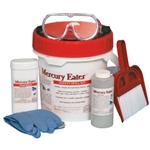 "Mercury Spill Kit 7"" x 10"" x 9"", 1/pkg"