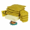 "HazMat 30-Gallon Kit Refil 16"" x 20"" x 17"", 1/pkg"