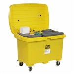 "Universal Spill Cart Kit with 5in Wheels  31"" x 48"" x 31.5, 1/pkg"