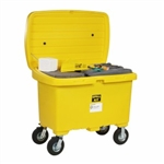"Universal Spill Cart Kit with 8in Wheels 31"" x 48"" x 31.5, 1/pkg"