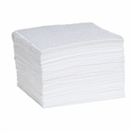 "Oil-Only SonicBonded Pads 15"" x 18"", 100/pkg"