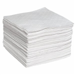 "Oil-Only SonicBonded Pads (Medium Wt) 15"" x 19"", 100/pkg"