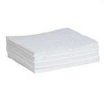 "Oil-Only SonicBonded Pads (Medium Wt) 15"" x 19"", 50/pkg"
