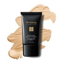 Mineral Liquid Powder Foundation SPF-15
