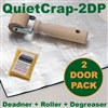 2 door pack of sound deadener