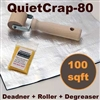 QuietCrap - 80mil 100sqft Sound Deadener