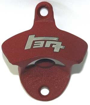 Red TEQ Toyota Bottle opener