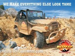SH2 Terrain Tamer Knuckle kit