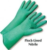 Green Nitrile Glove