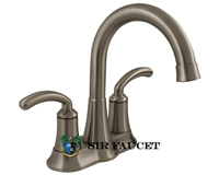 Double Handle Lavatory Faucet