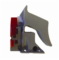 Plastic Locking Mechanism for Landslide Undermount Drawer Slide