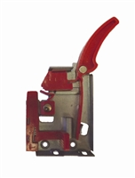 Steel Locking Mechanism for Landslide Undermount Drawer Slide