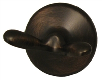 Coastal Double Robe Hook