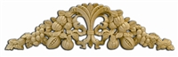 Grape Flower Overlay - From Hardware and Molding