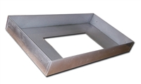 "48"" Stainless Steel Box Range Hood Liner"