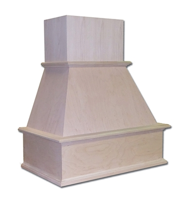 Castlewood Traditional Chimney Range Hood