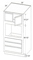 Parkview Cabinets PFC UO3384