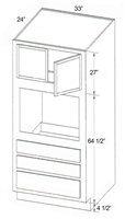 Parkview Cabinets PFC UO3396