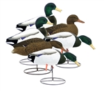 Magnum Full-Body Mallard, Variety Pk, Fully Flocked
