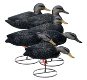 Magnum Full-Body Black Duck, Variety Pk