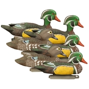 Battleship Wood Duck, Foam Filled