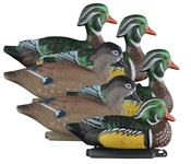 Standard Wood Duck FOAM FILLED (6pk)