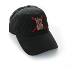 10th Mtn. Logo Cap - Black