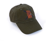 10th Mtn. Logo Cap - Loden Green