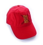 10th Mtn. Logo Cap - Red