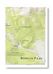 10th Mountain Boreas Pass map