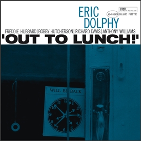 Eric Dolphy - Out To Lunch Jacket Cover