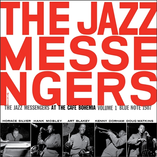 The Jazz Messengers - Vol. 1 Vinyl Jacket Cover
