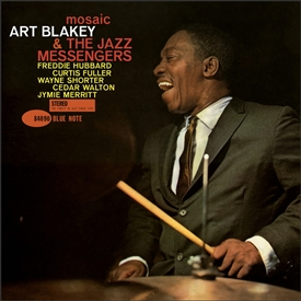 Art Blakey - Mosaic Jacket Cover