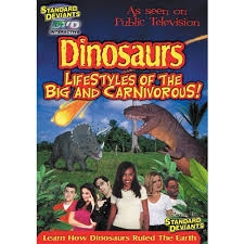 Dinosaurs - Lifestyles of the Big and Carnivorous (#001050706)