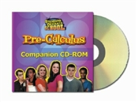 Standard Deviants School Pre-Calculus Companion CD