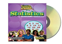 Standard Deviants School Statistics Companion CD