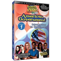 Standard Deviants School American Government Module 1: Intro To Government