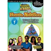 Standard Deviants School Nutrition Module 1: Intro DVD