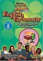 Standard Deviants School English Grammar Module 5: Agreeing With Grammar DVD