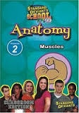 Standard Deviants School Anatomy Module 2: Muscles DVD
